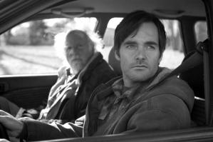 Father and son, Woody (Bruce Dern) and David (Will Forte) hit the road in Nebraska