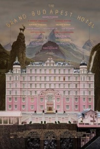 When Wes Anderson is good he's very, very good and with The Grand Budapest Hotel he's at the top of his game. It's is an absolute delight