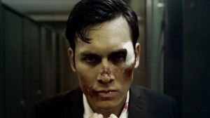The angry, embittered Uco (Arifin Putra) in The Raid 2