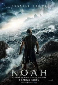 In an age of identikit blockbusters, Noah should be applauded for having the courage of its convictions to offer an experience you won't soon forget