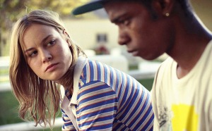 Grace (Brie Larson) tries to connect with Marcus (Keith Stanfield) in Short Term 12