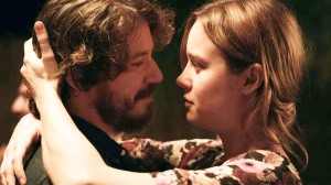 Garce (Brie Larson) and Mason (John Gallagher Jr) in Short Term 12