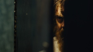 Dwight (Macon Blair) prepares for a grisly deed in Blue Ruin
