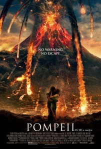 There's a potentially exciting and engaging film to be made about the tragic events that befell the city of Pompeii in AD79. This isn't it
