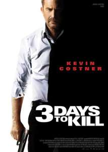 No-one's happier to see Costner back on the big screen than I, it's just a shame it's in something as underwhelming as 3 Days To Kill