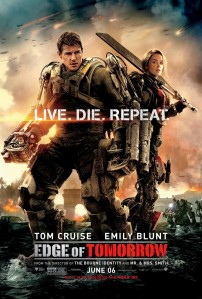 As fun a ride as you're likely to have all summer, Edge Of Tomorrow is a film you'll want to watch it all over again