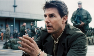 Major William Cage's (Tom Cruise) day is about to turn very bad in Edge Of Tomorrow