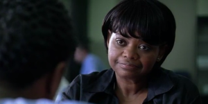 Oscar's loving mother Wanda  (Octavia Spencer) in Fruitvale Station