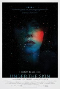You'll either love or hate Under The Skin. Me? I thought it was mesmeric