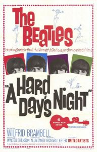 A Hard Day's Night may be a product of its time, but its infectious energy and immortal songbook means it remains as fab today as it did 50 years ago