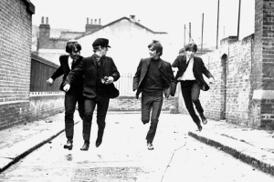 It's a Hard Day's Night and the boys have working like dogs...