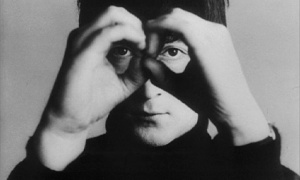 The one and only John Lennon in A Hard Day's Night