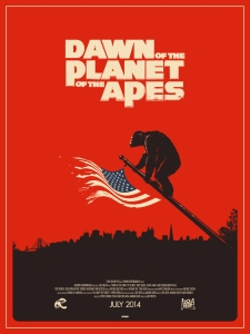 In a year of mostly superior blockbuster fare, Dawn Of The Planet Of The Apes could just be the most genetically superior of the lot