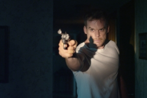 An impulsive act has unexpectedconsequences for Richard Dane (Michael C. Hall) in Cold In July