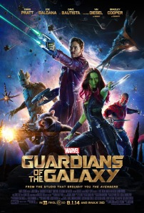 A genuine pleasure, Guardians Of The Galaxy should give JJ Abrams something to think about for the next installment of  that other well known space opera