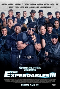 Quite how much steam is left in this franchise, or its stars, (don't be fooled by the 'one last ride' tagline) is highly debatable, but The Expendables 3 remains a diverting enough way to spend two hours with the oldies