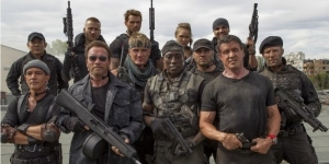 The boys (and girl) are back in town in The Expendables 3