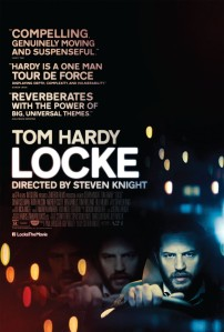 The film's visual signature is understandably sparse (there's only so many ways you can film the inside of a car) but that only serves to focus attention further on one of the performances of the year. Locke is a long dark night of the soul you won't forget
