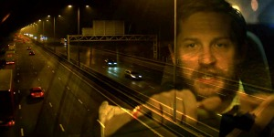 A long dark night of the soul awaits Ivan Locke (Tom Hardy) in Locke