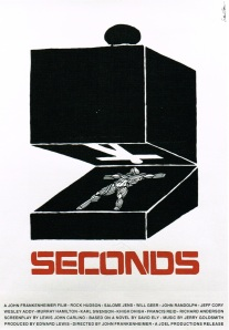A work of cinema so far ahead of its time, Seconds is as topical now as ever has been