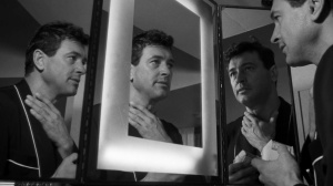 Wilson (Rock Hudson) questions his identity in Seconds