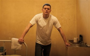Eric Love (Jack O'Connell) is Starred Up