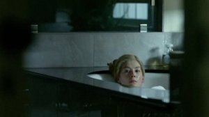 Missing..? Amy (Rosamund Pike) in Gone Girl