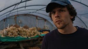 Paranoia creeps into Josh (Jesse Eisenberg) in Night Moves