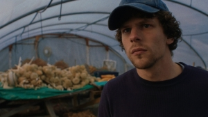 Paranoia creeps into Josh (Jesse Eisenberg) in Night Moves