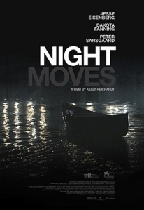 Night Moves quietly and assuredly sucks the room out of the air until what you are left with is a vacuum of tension that doesn't let you breathe until its final shot