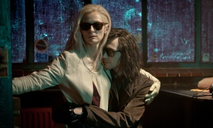 The effortlessly cool Adam (Tom Hiddleston) and Eve (Tilda Swinton) in Only Lovers Left Alive
