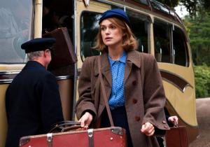 Joan Clarke (Keira Knightley) gets ready for the adventure of a lifetime in The Imitation Game