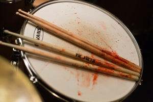 Blood, sweat and... drums in Whiplash