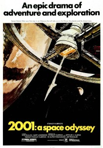 A work of genius that will continue to enrapture us, 2001: A Space Odyssey remains one small step for Stanley Kubrick; one giant leap for cinema