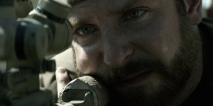 The 'most lethal' Chris Kyle (Bradley Cooper) in American Sniper