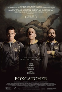 The American Dream is writ large on many films, but rarely has it been so perverted than in the mesmeric Foxcatcher