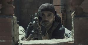 Chris Kyle's (Bradley Cooper) nemesis in American Sniper