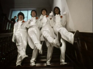 The Rutles go all showbiz