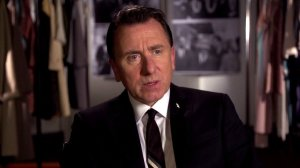 Right-wing Governor George Wallace (Tim Roth) in Selma
