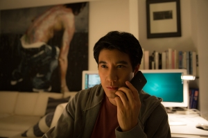 Captain Chen Dawai (Leehom Wang) is tasked with finding the hacker in Blackhat