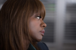 Viola Davis plays FBI Agent Carol Barrett in Blackhat