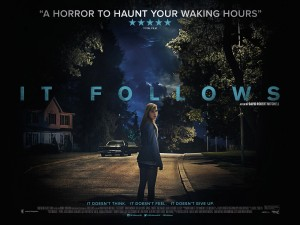 A bona fide modern horror classic, the cold, clammy sense of dread of It Follows will mean you're looking over your shoulder long after the credits roll