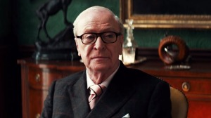 'King' Arther (Michael Caine) in Kingsman: The Secret Service