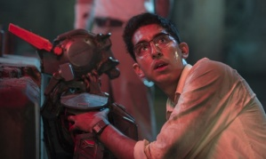 Chappie's creator Deon (Dev Patel)