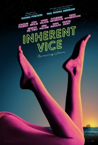 Like much of Anderson's work, Inherent Vice will undoubtedly reward repeated viewings and, though not his finest picture, it remains an experience to inhale and imbibe