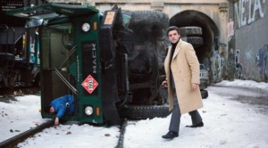 Things start to turn really nasty for Abel Morales (Oscar Isaac) in A Most Violent Year