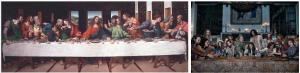 Inherent Vice does da Vinci's The Last Supper