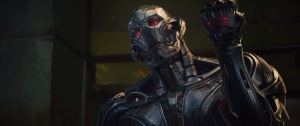 Iron Giant: Ultron (James Spader) in Avengers: Age Of Ultron
