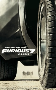 Fast and Furious 7 shows there's still plenty left in the tank of this gloriously absurd franchise so don't think, just strap yourselves in and enjoy the ride