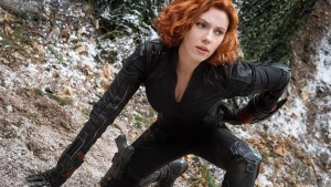 Black Widow (Scarlett Johansson) in Avengers: Age Of Ultron